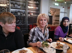Fina Fia, Rana och Helen